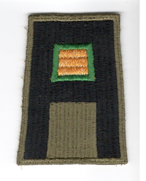 Gemsco WW 2 US Army 1st Army Military Police Patch Inv# F951