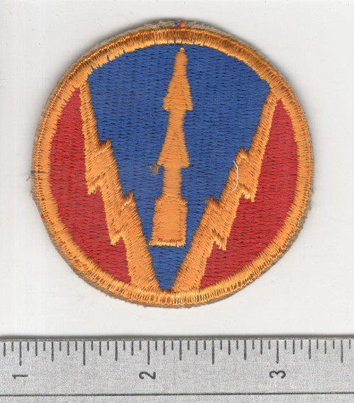 Cut Edge US Army Air Defense School Patch Inv# S846