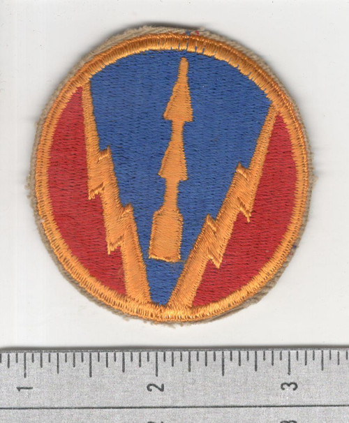 Cut Edge US Army Air Defense School Patch Inv# S847