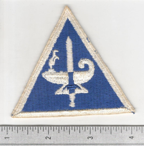 1949 / 51 National Defense Cadet School C-55 Patch Inv# S849