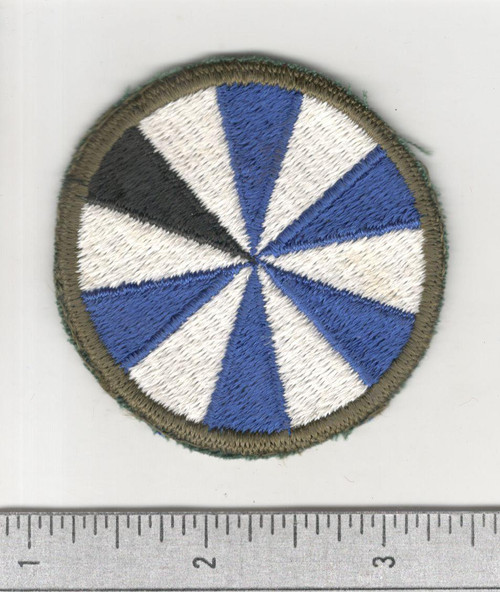 WW 2 US Army 11th Infantry Division Patch Inv# B806