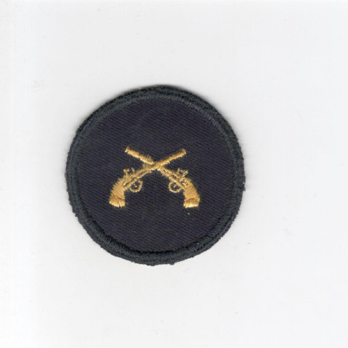 WW 2 US Army Military Police Cap Patch Inv# G108