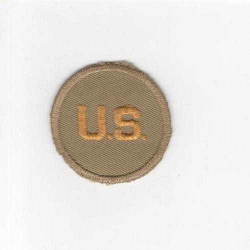 WW 2 US Army U. S. Cap Patch Inv# G086