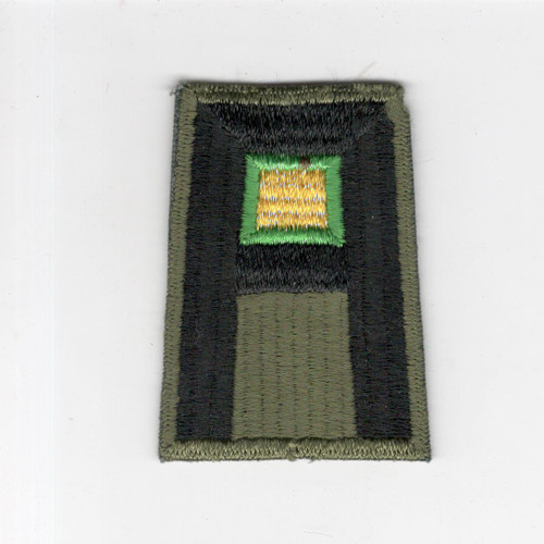 WW 2 US Army 1st Army Military Police Patch Inv# H518