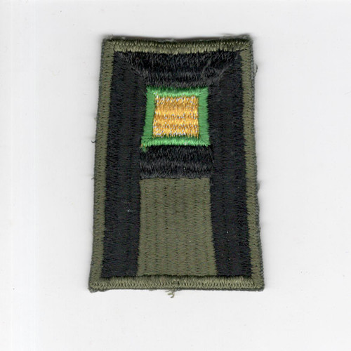 WW 2 US Army 1st Army Military Police Patch Inv# F437