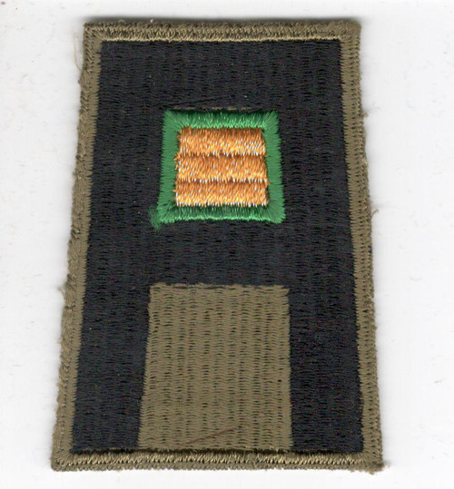GEMSCO WW 2 US Army 1st Army Military Police Patch Inv# B899