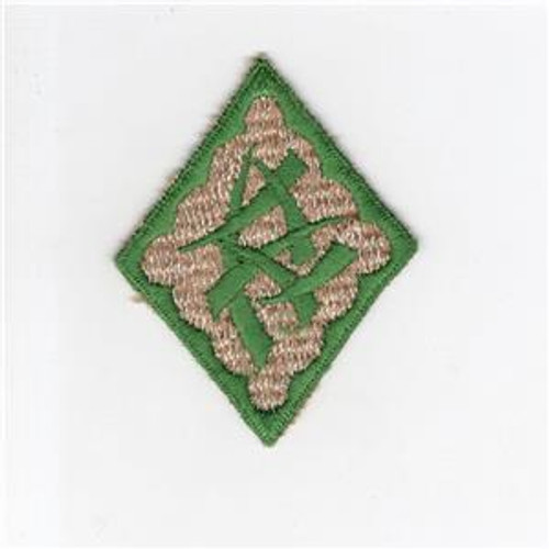 Pre WW 2 US Army 15th Infantry Regiment Chinese Language School Patch Inv# J044