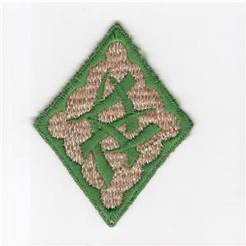Pre WW 2 US Army 15th Infantry Regiment Chinese Language School Patch Inv# F585