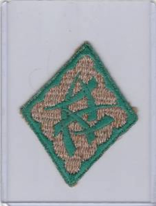 Pre WW 2 US Army 15th Infantry Regiment Chinese Language School Patch Inv# H662