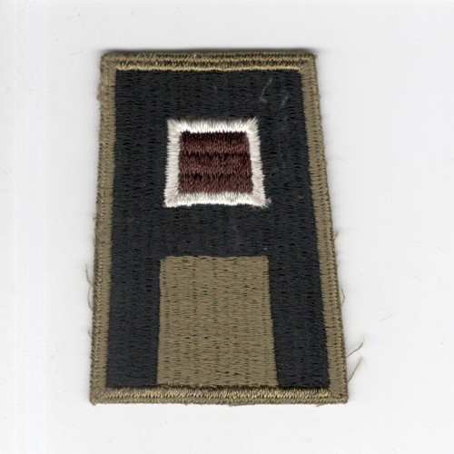 Gemsco WW 2 US Army 1st Army Medical Patch Inv# F475