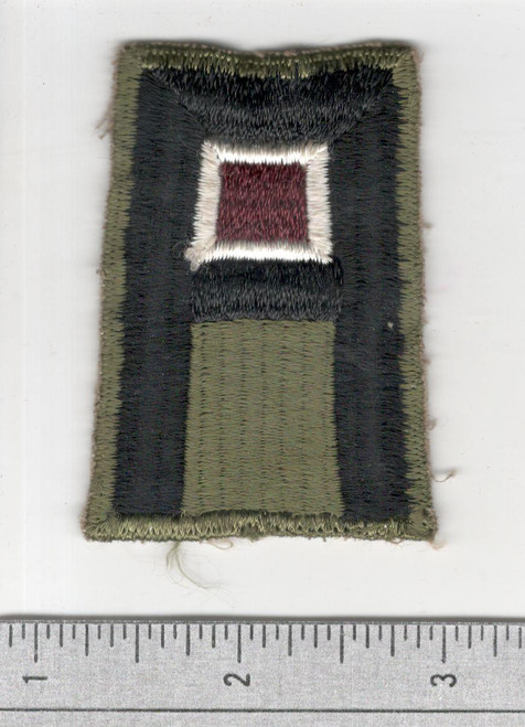 WW 2 US Army 1st Army Medical Patch Inv# S519