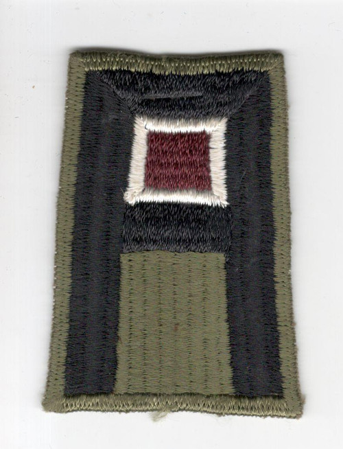 WW 2 US Army 1st Army Medical Patch Inv# F344