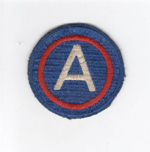 Gemsco WW 2 US Army 3rd Army Patch Inv# D463