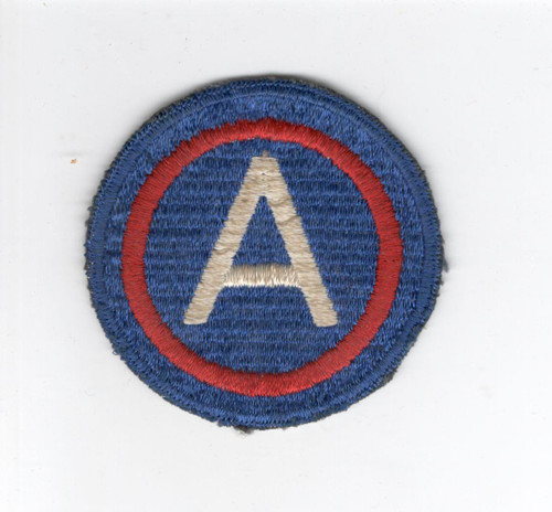 Gemsco WW 2 US Army 3rd Army Patch Inv# D464