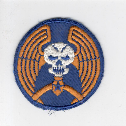 "3"" WW 2 US Army Air Force 5th Bomb Group Patch Inv# J855"
