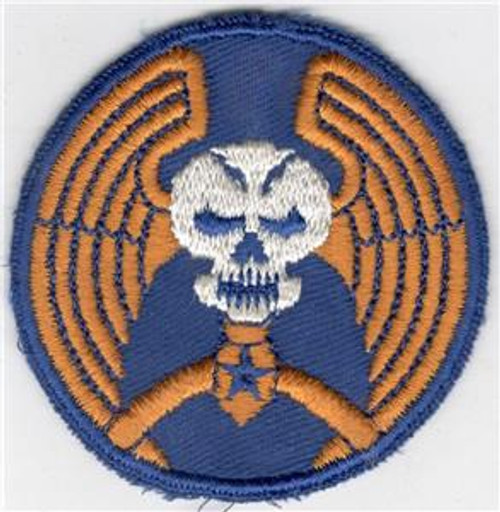 "3"" WW 2 US Army Air Force 5th Bomb Group Patch Inv# F294"