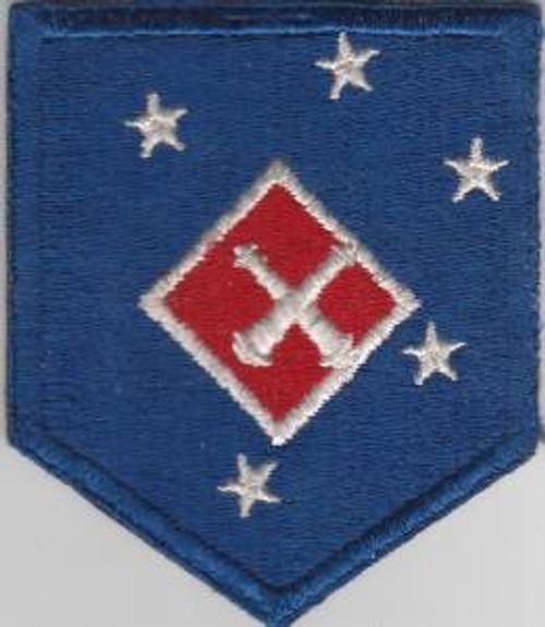 WW 2 USMC 1st Marine Amphibious Corps Artillery Battalion Patch Inv# M038