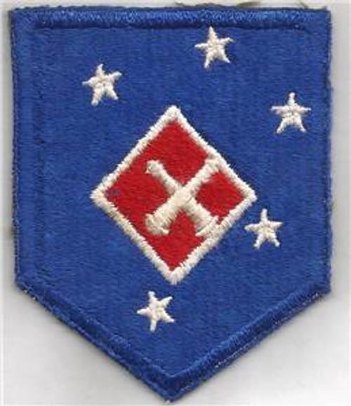 WW 2 USMC 1st Marine Amphibious Corps Artillery Battalion Patch Inv# M035