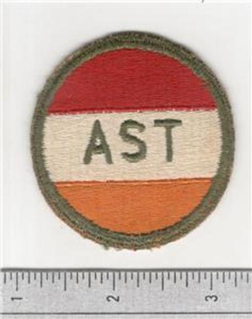 WW 2 US Army Specialized Training Instructor Patch Inv# B497