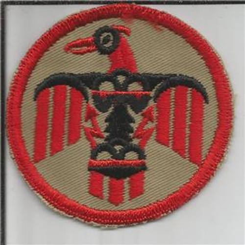 WW 2 US Army Air Instructor for Chinese Aviation Cadet Training Patch Inv# JR937