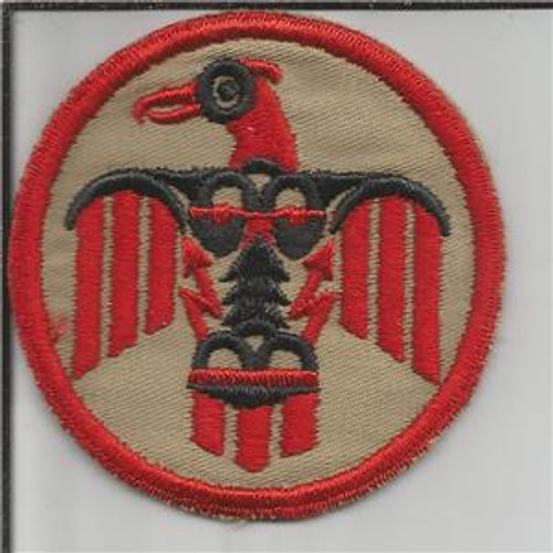 WW 2 US Army Air Instructor for Chinese Aviation Cadet Training Patch Inv# JR936