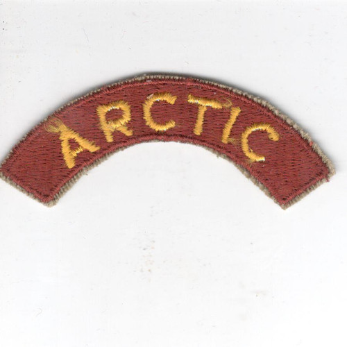 US Army Transportation Terminal Command ARCTIC Tab Inv# Z132