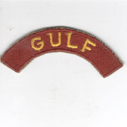 US Army Transportation Terminal Command Gulf Tab Inv# Z128