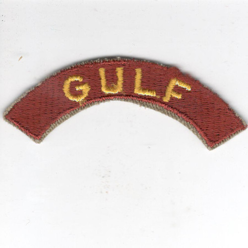 US Army Transportation Terminal Command Gulf Tab Inv# Z127