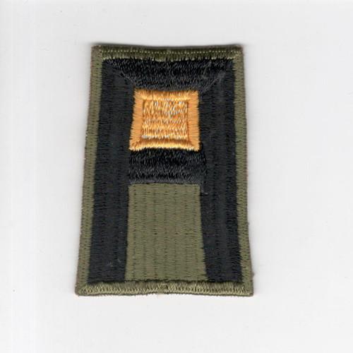 WW 2 US Army 1st Army Cavalry Patch Inv# F440