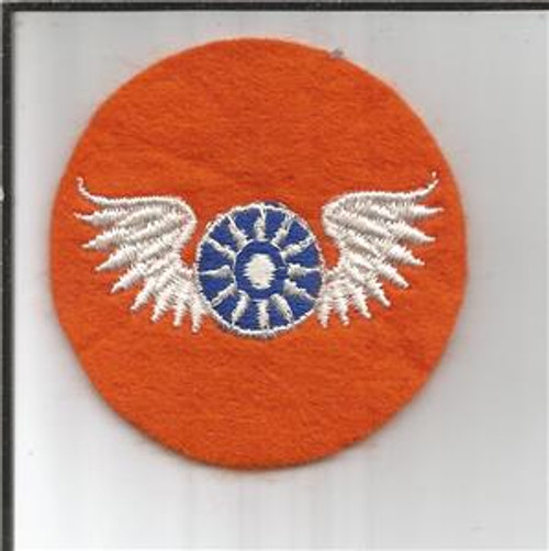 WW 2 USAAF Chinese Cadet Patch Inv# B107