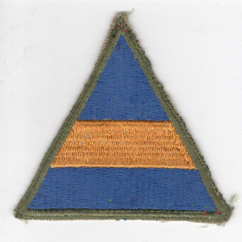"""1947 US Army Universal Military Training 3-1/4"""" Patch Inv# J921"""