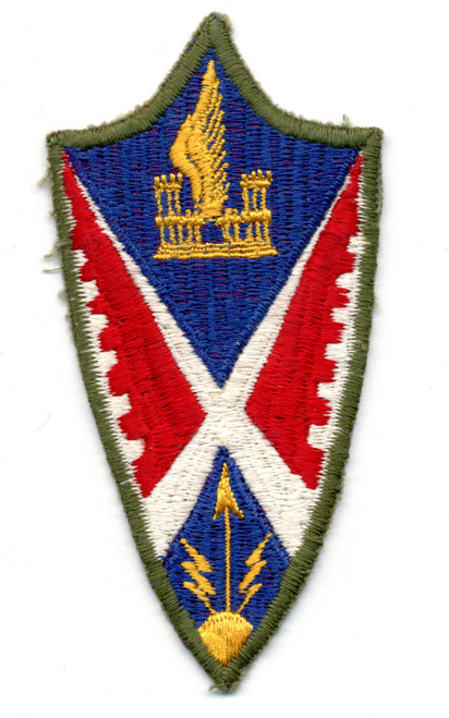 Rare Theater Made WW 2 US Army Air Force Aviation Engineers Patch Inv# Z695