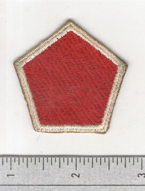 1952 - 1957 US Army 5th Regimental Combat Team Patch Inv# B379