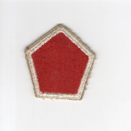 1952 - 1957 US Army 5th Regimental Combat Team Patch Inv# F663