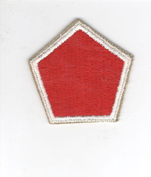 1952 - 1957 US Army 5th Regimental Combat Team Patch Inv# Z778
