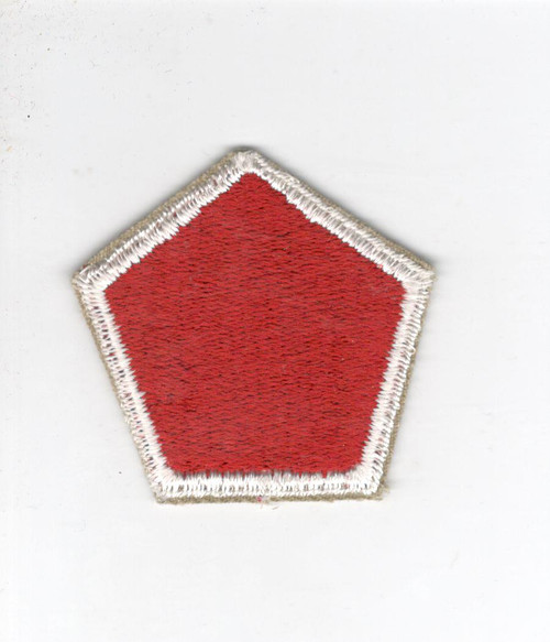 1952 - 1957 US Army 5th Regimental Combat Team Patch Inv# Z781