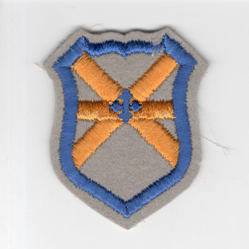WW 2 US Army 62nd Cavalry Division Wool Patch Inv# H881
