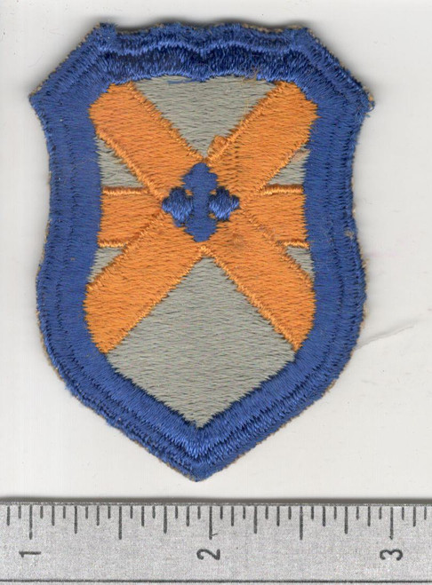 WW 2 US Army 62nd Cavalry Division Patch Inv# C116