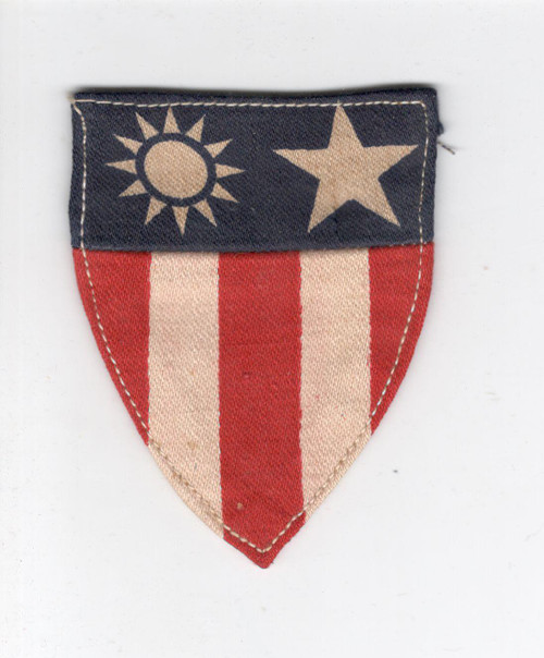 Theater Made WW 2 US Army Air Force CBI Patch Inv# D137