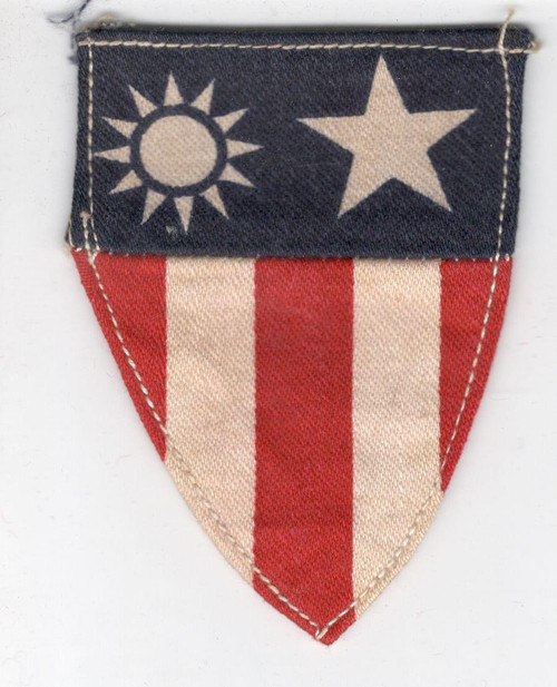 Theater Made WW 2 US Army Air Force CBI Patch Inv# Y034