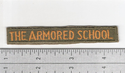 Cut Edge No Glow The Armored School Tab Inv# S176
