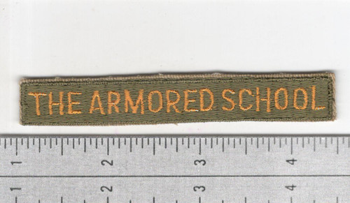 Cut Edge No Glow The Armored School Tab Inv# S177