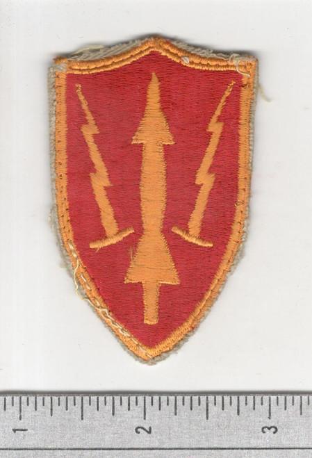 Cut Edge No Glow US Army Air Defense Command Patch Inv# B287