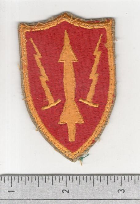 Cut Edge No Glow US Army Air Defense Command Patch Inv# B290