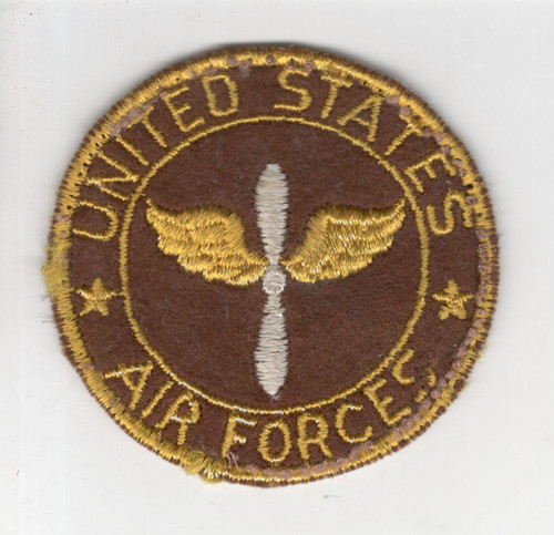 "WW 2 US Army Air Force 2-5/8"" Sweetheart Patch Inv# P204"