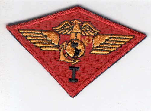 WW 2 USMC Marine 1st Air Wing Patch Inv# X577