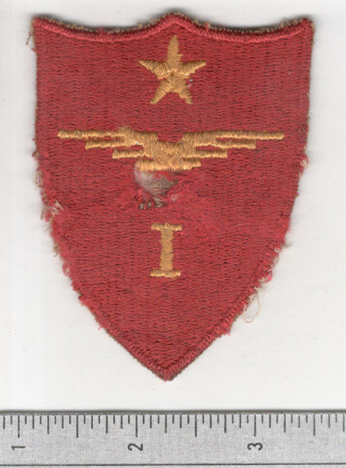 """Note Flaw"" WW 2 Marine Corps WW 2 USMC 1st Air Wing Fuselage Inv# S980"