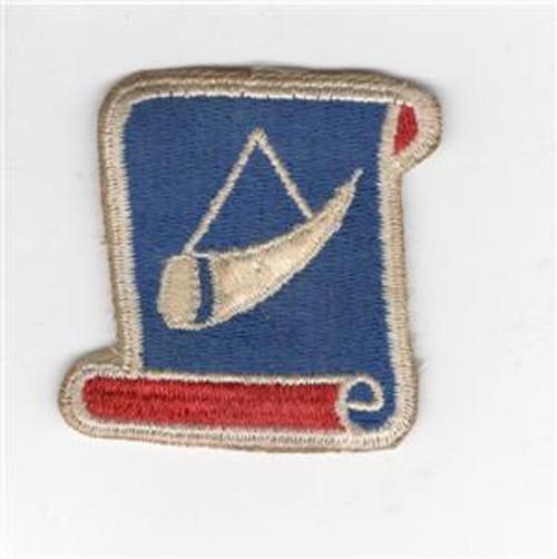US Army 182nd Regimental Combat Team Patch 1954 - 1956 Inv# Y018