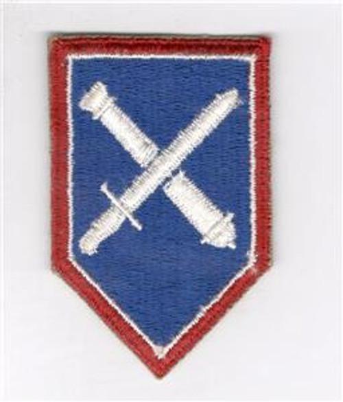 1954 - 1956 US Army 75th Regimental Combat Team Patch Inv# Z801