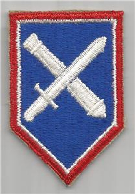 1954 - 1956 US Army 75th Regimental Combat Team Patch Inv# H596